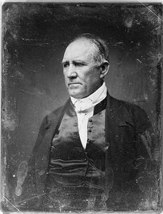 SAM HOUSTON (inaugurated the first President of the Republic of Texas on October 22, 1836 after gaining independence during the Texas Revolution)