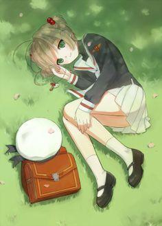 Cardcaptor Sakura | CLAMP | Madhouse / Kinomoto Sakura / 「秒速5センチ」/「1」のイラスト [pixiv]