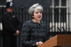 Eerste test voor Theresa May