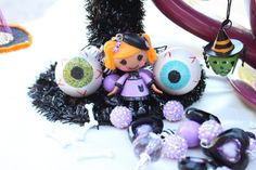 Luna Spells LalaLoopsy Beaded Necklace by kittywooddesigns on Etsy, $36.00
