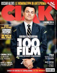 #TheWolfofWallStreet al #cinema #Cover @ciakmag #Gennaio2014 #leoDiCaprio