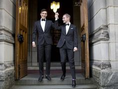 West Point Hosts First Wedding For Male Couple