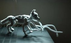 Lifelike Pipe Cleaner Animals : pipe cleaner animals