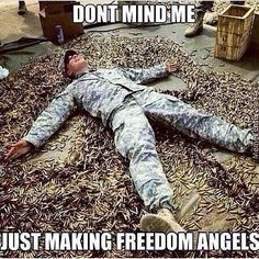 Freedom Angels. - http://www.sonsoflibertytees.com/patriotblog/freedom-angels/?utm_source=PN&utm_medium=Pinterest&utm_campaign=SNAP%2Bfrom%2BSons+of+Liberty+Tees%3A+A+Liberty+and+Patriot+Blog www.SonsOfLibertyTees.com Liberty & Patriotic Threads
