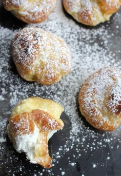 Learn how to make cream puffs from scratch using the basic pate a choux pastry. Fill with chantilly cream or pastry cream. Soooo.... That whole Pate A Choux thing is still going on over here…