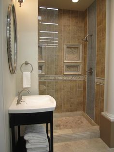 Beige Tile Bathroom Ideas Beautiful Bathrooms Sherwin Williams Kilim Beige Tile From the Tile Shop Bathroom with Ceramic Wall Beige Tile Bathroom, Bathroom Floor Tiles, Wall Tiles, Small Bathroom, Cosy Bathroom, Tile Art, Master Bathroom, Best Bathroom Paint Colors, Kilim Beige