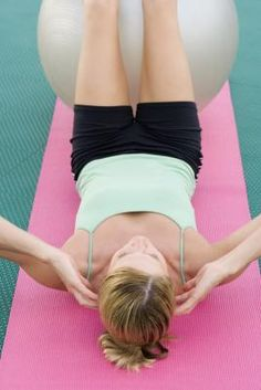 excercises to get rid of c-section fold
