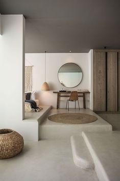 Trendy Home Decored Ideas Cozy Bedroom Interior Design Ideas Simple Interior, Modern Interior Design, Contemporary Interior, Wabi Sabi, Casa Wabi, Casa Cook, Decor Scandinavian, Interior Minimalista, Trendy Home