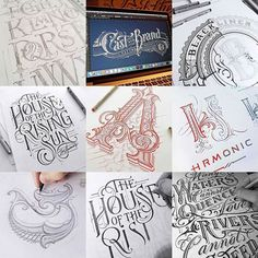 2016bestnine, All thanks to You, I am very grateful! #handlettering #lettering #graphicdesign #typography #calligraphy #customlettering #branding #poster #type #ink #pencil #handmade #bestnine2016 #letters #tattoo #drawing
