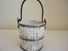 Vintage Berry Basket