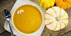 Creamy Pumpkin Soup by Blendtec #pumpkinfriday
