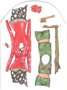 "Оксана ""Астрель"" 2001 - Svetlana Dolls - Picasa Webalbum* 1500 free paper dolls international artist Arielle Gabriel's The Internatonal Paper Doll Society for paper doll pals at Pinterest *"