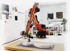 Ai Build 3Dp Large Scale Robotic 3D Printing