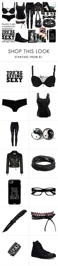 """First Date with Kyle David Hall"" by michael-cliffords-girl-0302 ❤ liked on Polyvore featuring D&G, Casetify, ZeroUV, Fallon, Waterford and Converse"