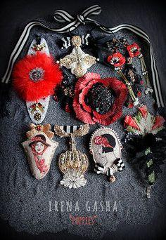 """Коллекция """"Poppies"""" - Сайт irenagasha"""