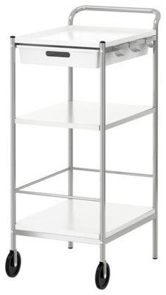 BYGEL utility cart from IKEA 39.99$