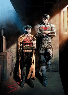 Batman and Robin by Jason Todd. ❣Julianne McPeters❣ no pin limits