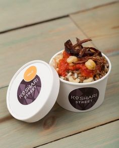 Food Inspiration Anissa Helou Talks About Her Favorite Egyptian Street Foods Food Box Packaging, Food Packaging Design, Cafe Food, Food Menu, Disposable Food Containers, Food Business Ideas, Party Food Buffet, Ceviche, Egyptian Food