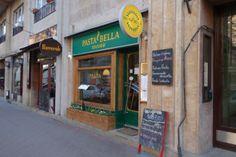Pasta Bella 1074 Budapest, Dohány u. 1/b H-V: 10-24