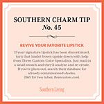 Southern Charm Tip No 45
