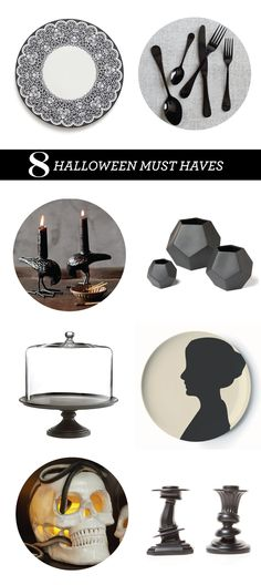 Must haves for table top decor