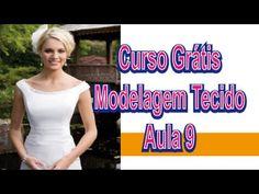 AULA 9 - Curso Modelagem Tecido GRÁTIS (decote ombro a ombro)