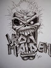 Image result for Iron Maiden Eddie Drawings Iron Maiden Album Covers, Iron Maiden Albums, Iron Maiden The Trooper, Iron Maiden Posters, Band Stickers, Heavy Metal Art, Band Wallpapers, Band Logos, Bandana Print