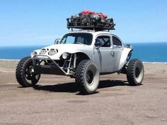 Vintage Monday: The Baja Bug - Off Road Xtreme