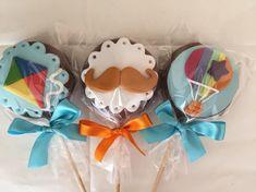 Pirulito de chocolate Festa Mundo Bita. Birthday Party Themes, 2nd Birthday, Cardboard Crafts, Baby Party, Bento, Holidays And Events, Cake Pops, Decoration, Party Time