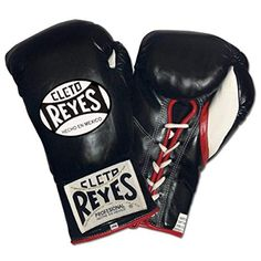 Discounted Ringside Cleto Reyes Official Fight Boxing Gloves #RingsideCletoReyesOfficialFightBoxingGloves