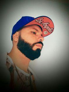 Playoffs Beard Styla, Lumberman Style, Full Beard, Beard and Bald, Cap & Beard, L.A.Clippers, Street Style, Graffiti, Urban art, Bearded, Barba Cheia, Boné e Barba, Barbudo.