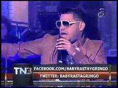 Baby Rasta y Gringo en TN3