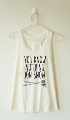 You know nothing jon snow shirt word tshirt funny by MoodCatz