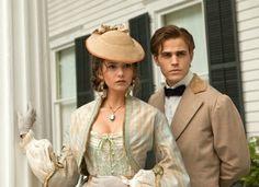 The Vampire Diaries, 1864, Katherine Pierce and Stefan Salvatore