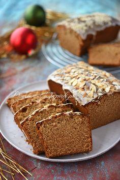 Piernik domowy Pretzel Sticks, Christmas Baking, Soul Food, Coffee Shop, Banana Bread, Sweet Treats, Food Porn, Food And Drink, Pudding