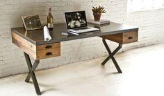 Walter Desk by Olga Guanabara %tag home decor