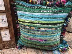 Fab Multi Colour Gy Rag Rug Cushion Cover Various Sizes Inc Floor 5a