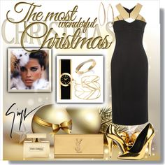 """""""Color Contest - GOLD!"""" by pmcdl on Polyvore"""