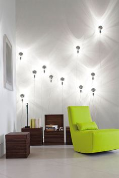 la plic ligne roset - another lighting idea for the living room corner area