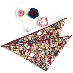 50% OFF Pocket Squares 75% OFF Lapel Flowers WWW.KINGKRAVATE.COM