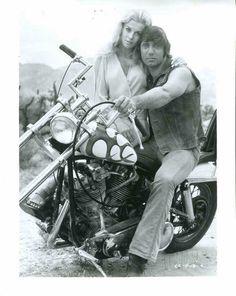 Joe Namath and Anne Margaret Harley-Davidson of Long Branch Classic Hollywood, Old Hollywood, Joe Namath, Ann Margret, New York Jets, Cool Bikes, Old Photos, My Idol, Harley Davidson