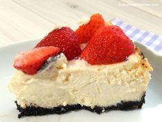Cheesecake / Käsekuchen