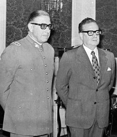Allende And Pinochet Up Close: A Look Into Chile's Coup 40 Years Later (PHOTOS)