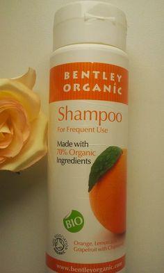 Bentley Organic Frequent Use shampoo Organic Shampoo, Grapefruit, Lemon, Cosmetics, Orange, Food, Essen, Meals, Yemek