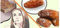 Eat 3 Dates Daily and These 5 Things will Happen to Your Body! - Improve your health right now Health Benefits Of Dates, Healthy Tips, Healthy Recipes, Eating Healthy, Healthy Foods, Stuffed Mushrooms, Stuffed Peppers, Boneless Skinless Chicken, Bad Breath
