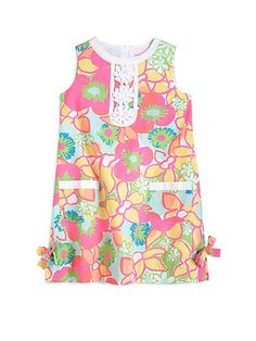 Little Lilly Classic Shift Dress #lillypulitzer