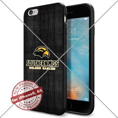 WADE CASE Southern Miss Golden Eagles Logo NCAA Cool Apple iPhone6 6S Case #1550 Black Smartphone Case Cover Collector TPU Rubber [Black] WADE CASE http://www.amazon.com/dp/B017J7DLKW/ref=cm_sw_r_pi_dp_3-Zvwb027R8ZA