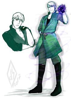 Dark Lloyd #Ninjago