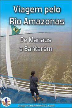 A viagem pelo rio Amazonas entre manaus e Santarém dura 30 horas. Saiba mais... Lonely Planet, Brazil, 233, Vertical, Reading, Languages, Brazil Travel, Travel Tips, World Most Beautiful Place