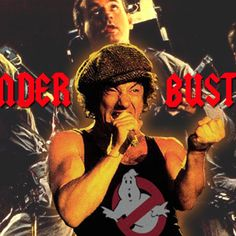 Thunder Busters (AC/DC + Ray Parker Jr) by Wax Audio on SoundCloud